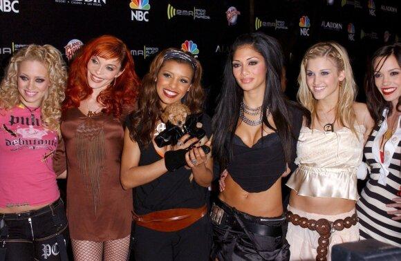 """Buvusi """"Pussycat Dolls"""" grupės narė: priklausiau ne grupei, o viešnamiui"""