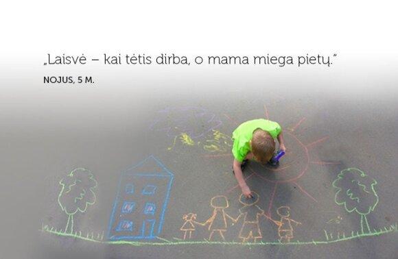 9 idėjos, kaip su vaikais atšvęsti Vasario 16-ąją