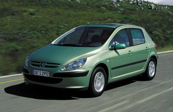 """""""Peugeot 307"""""""