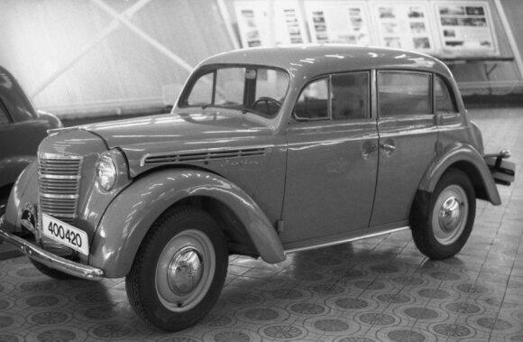 Moskvič-400
