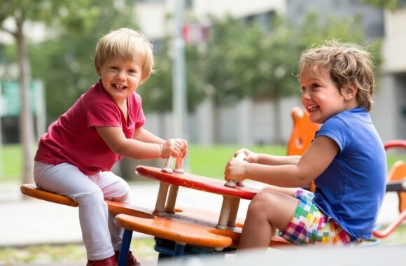 Vaikai nori pirmauti ir visada laimėti: skatinti tai ar slopinti