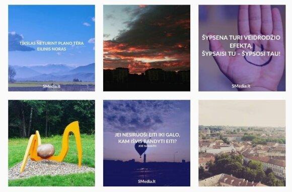 """""""Instagram"""" komunikacija: 5 žingsniai, kaip būti pastebėtam"""