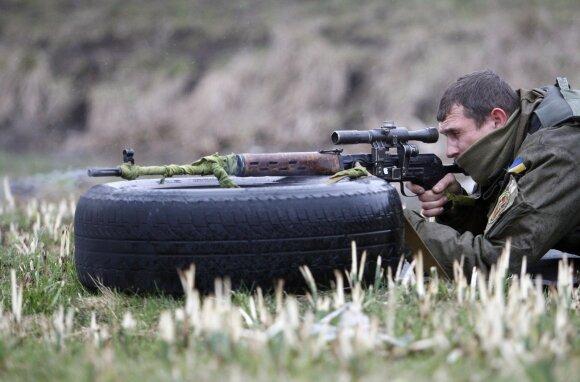 Prikelti Rytų Ukrainą iš numirusiųjų: yra tik kelios rizikingos išeitys