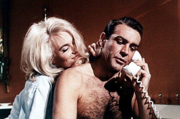 Seanas Connery filme apie agentą Jamesą Bondą