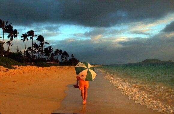 Lanikai paplūdimys