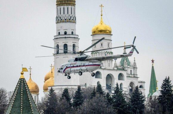 Dėl Sirijos – kova be taisyklių: Kremlius tam nebuvo pasiruošęs