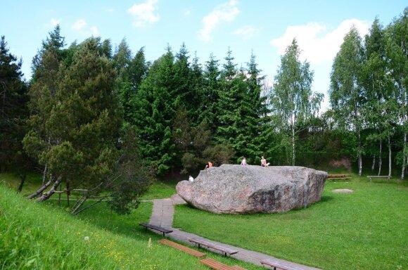 Aukščiausios, giliausios ir kitos ypatingos Lietuvos vietos