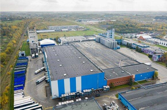 Švyturys-Utenos alus gamykla