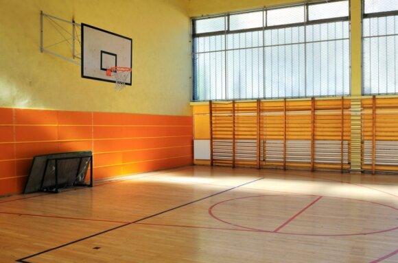 Mokyklos sporto salė