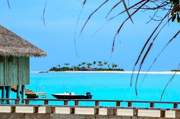 Poilsis Maldyvuose