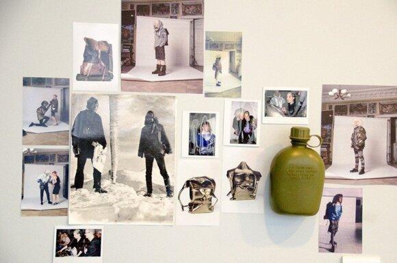 Jaunųjų Lietuvos dizainerių ekspozicija Londone sulaukė pasisekimo