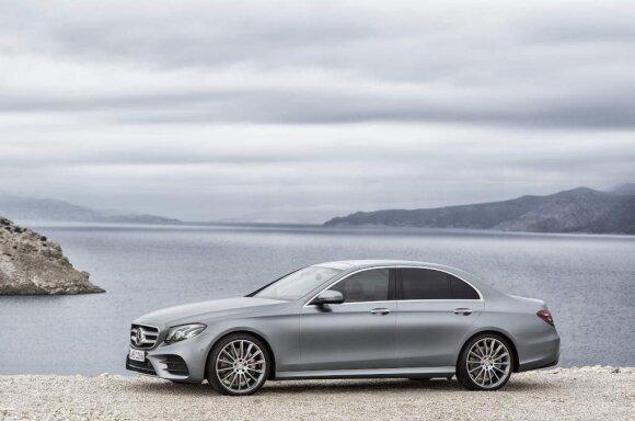 """Mercedes-Benz"" E klasė"