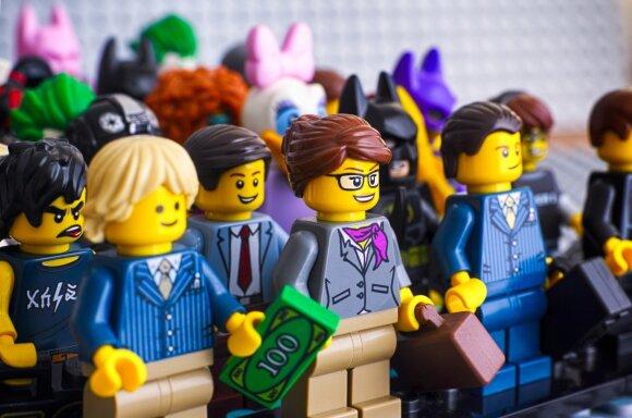 LEGO figurėlės
