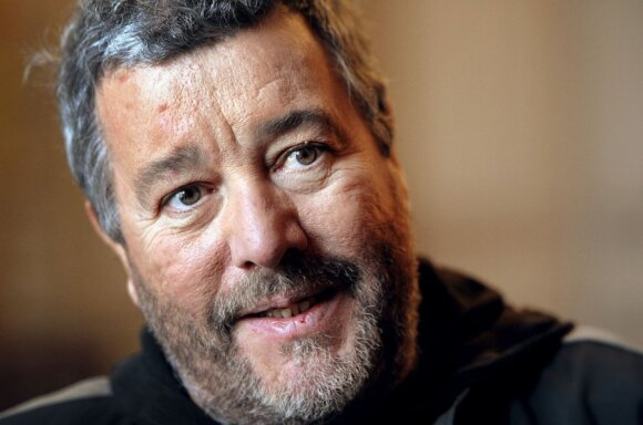 Prancūzų dizaineris Philippe Starckas
