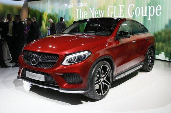 """Mercedes-AMG GLE Coupe"""