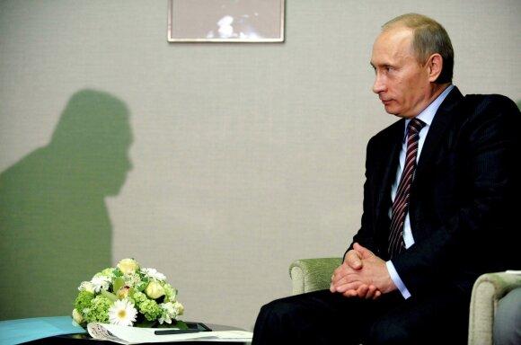 V. Putino fenomenas: kur slypi nenuverčiamo šviesos ir tamsos riterio galia