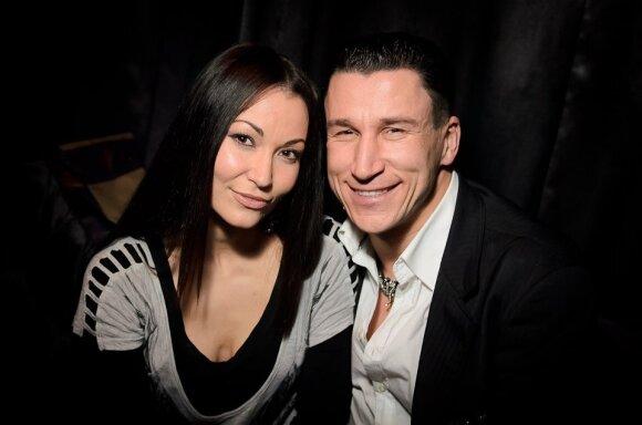 Saulius ir Karina Skambinai