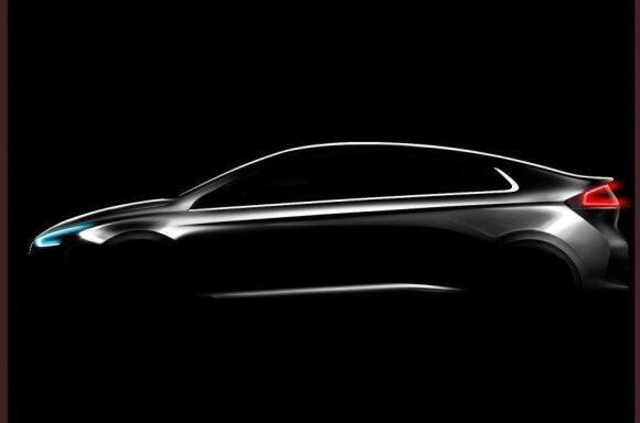 """Hyundai Ioniq"" koncepcija"