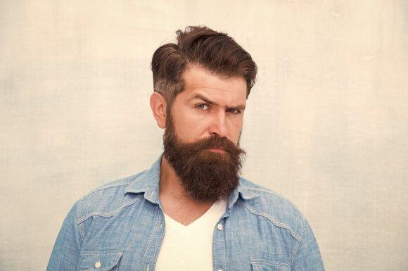 Vyrų šukuosenos
