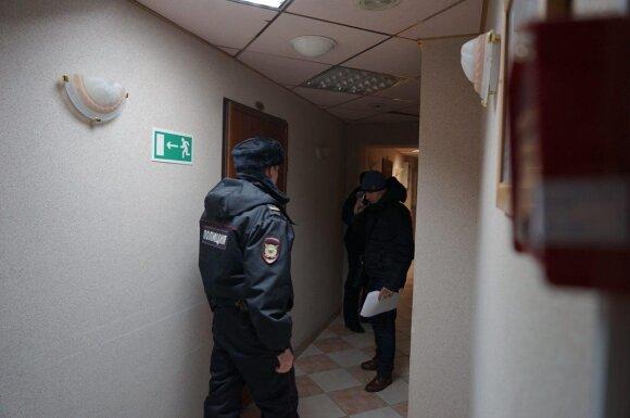 Домой к работавшему с Немцовым главе округа Москвы Яшину пришла полиция