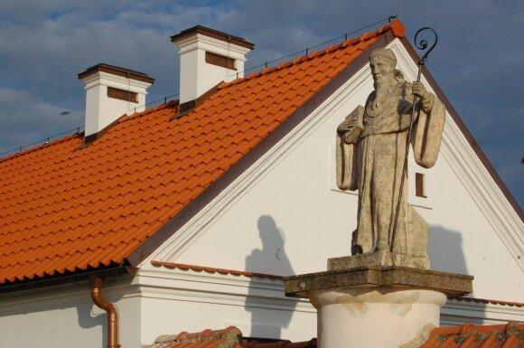 Vygrių kamaldulių vienuolynas (A. Žiliuko nuotr.)