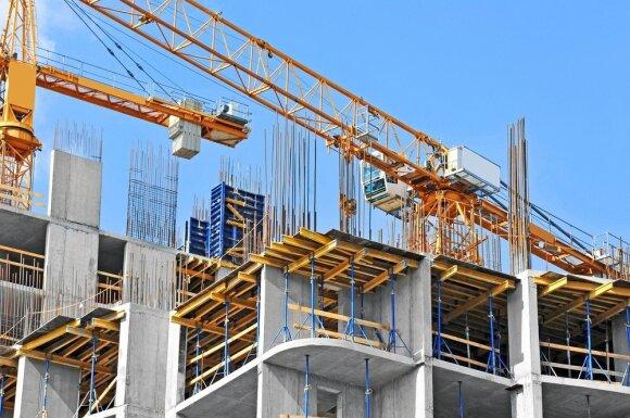 Statybų aikštelė