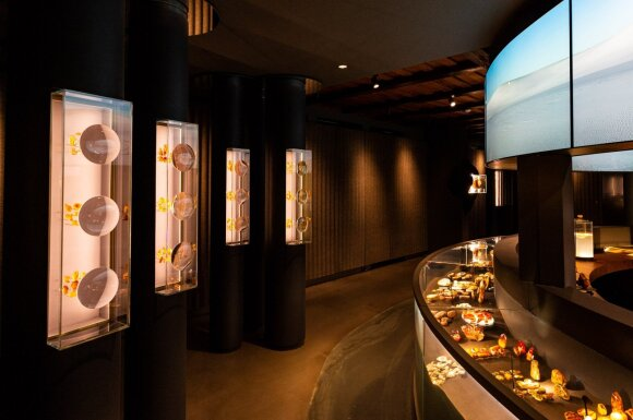 Mizgirių gintaro muziejus