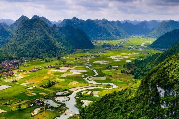 10 ypatingų pasaulio vietų taupiems keliautojams