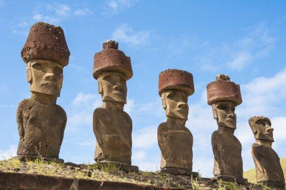 Čilė ketina pervadinti Velykų salą