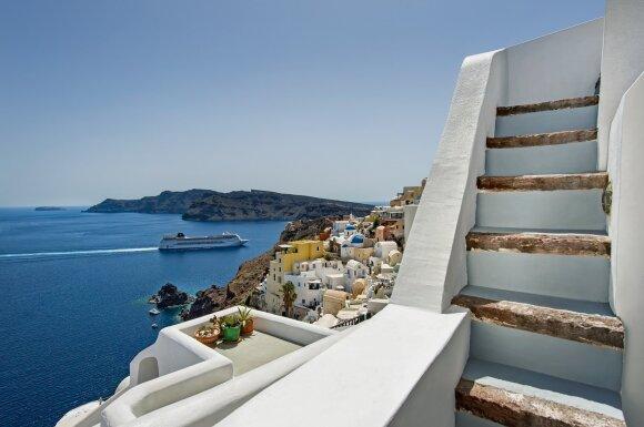 Atostogos šiose Europos salose – prabangos ir prašmatnaus gyvenimo būdo simbolis: čia arbatpinigiai paliekami milijonais eurų