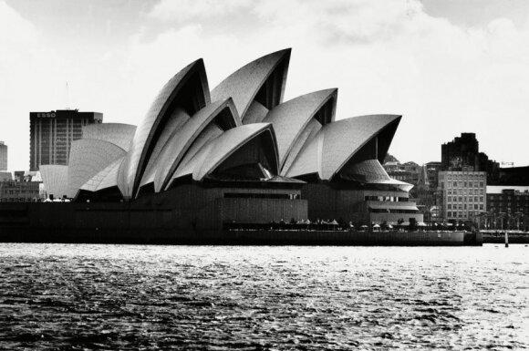 Sidnėjaus operos rūmai, Australija