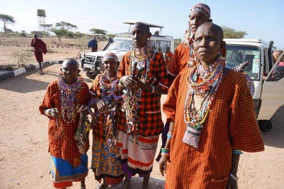 Lietuvius prajuokino Afrikoje patirta korupcija – pora eurų policininkui atveria visus egzotiškos šalies kelius