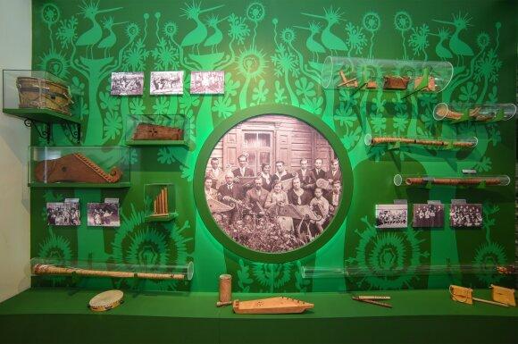 Iš pagrindų pasikeitęs Panevėžio kraštotyros muziejus atiduoda duoklę istorijai ir garsiems panevėžiečiams