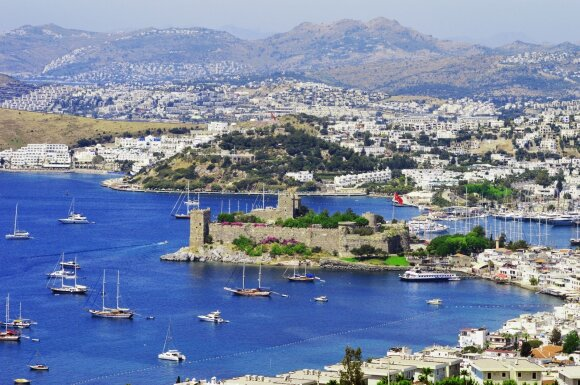 """Turkai lietuvius vadina pirmosiomis """"kregždėmis"""": atostogauti plūsta dar neprasidėjus kurorto sezonui"""