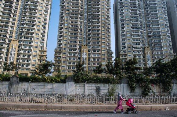 Kaip sparčiausiai pasaulyje augančios ekonomikos viltys subliuško