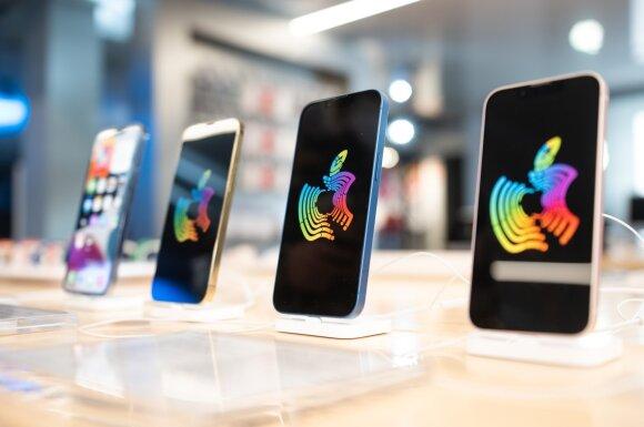 Iphone 13 pristatymas