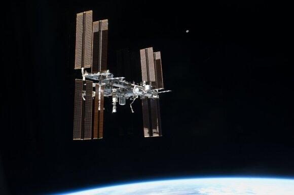 Tarptautinė kosmoso stotis