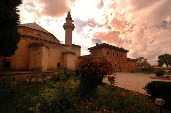 Neatrastos devynios Turkijos vietos 2021 metams