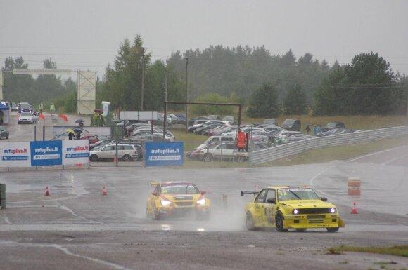 Ramuno Čapkausko Estijos Parnu trasoje laukia įtempta kova