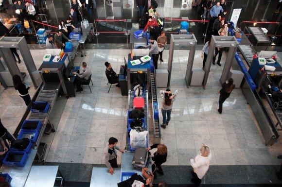 Dažniausios klaidos oro uoste, dėl kurių galite pavėluoti į skrydį