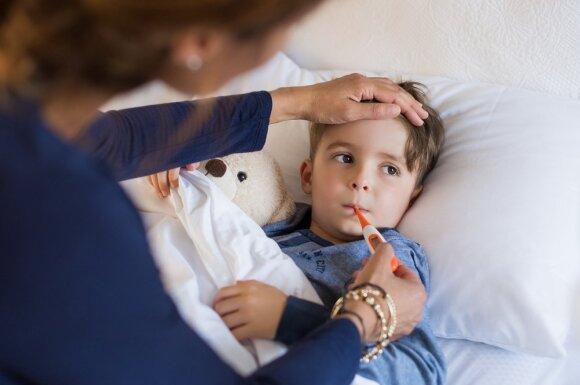 Vaikai grįžo į mokyklą ir darželį: kaip stiprinti organizmą ir apsisaugoti nuo peršalimo?