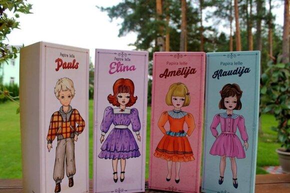 Latvijos gamintojai ragina vaikus žaisti natūraliais ir ilgaamžiais žaislais