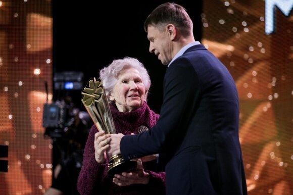 """""""LTeam apdovanojimuose"""" antrus metus iš eilės triumfavo Gudžius, Skujytė su ašaromis atsiėmė olimpinę bronzą"""