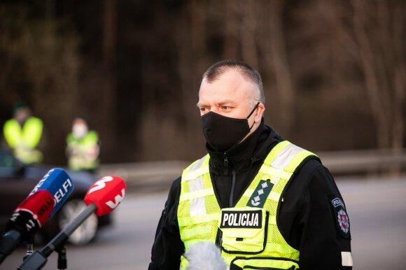 Lietuviams karantinas nė motais: tūkstančiais bando įvažiuoti į kitus miestus