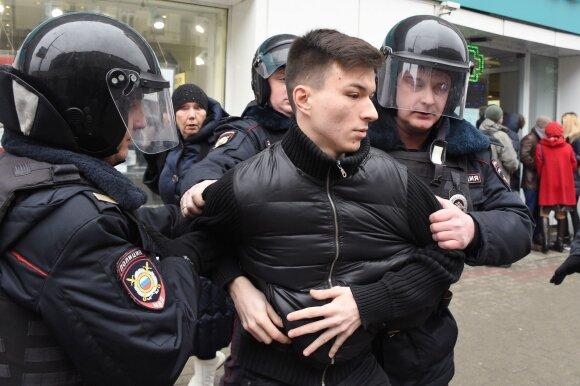 Nauja Kremliaus intriga: žaidžiamas daug gilesnis žaidimas?