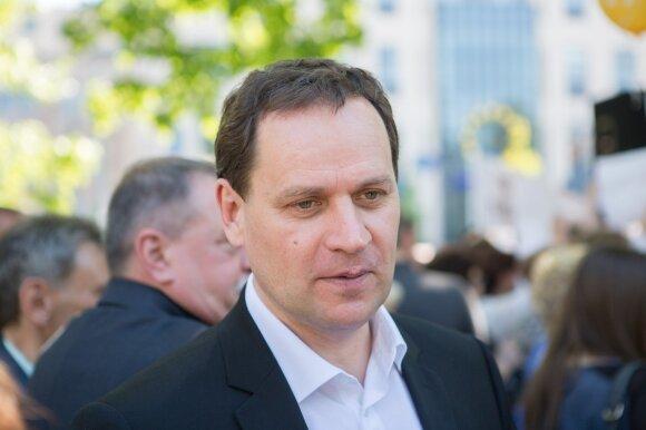 Valdemar Tomaševski, LLRA leader