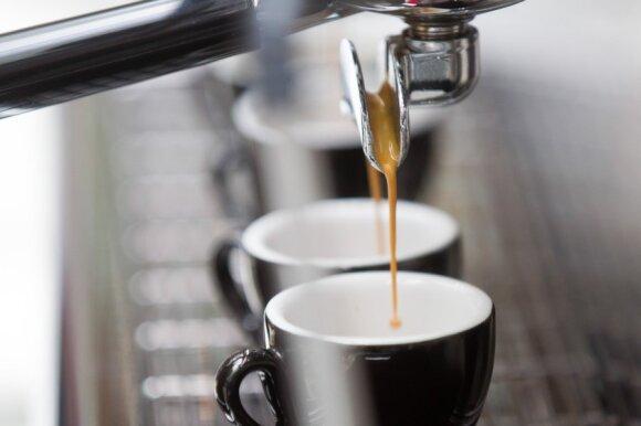 Lietuvos kavos ruošimo čempionų gretas papildė nauji vardai