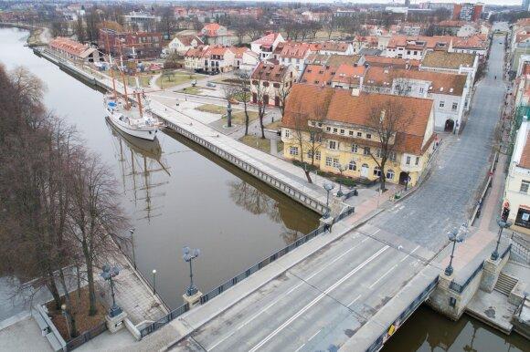 Klaipėdos pakeliamasis tiltas