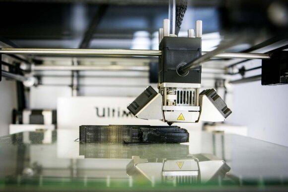 3D spausdintuvas