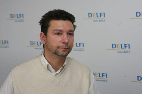 Klinikinis psichologas Andrius Kaluginas